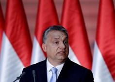 Viktor Orbán, primeiro-ministro da Hungria