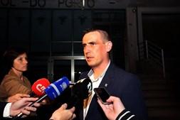 Luciano Gonçalves, líder da APAF