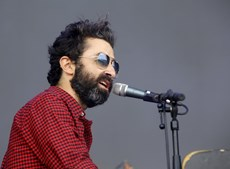 O músico português Tiago Bettencourt