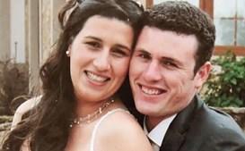 Liliane Pinto, morreu no hospital. Luís foi assassinado no local