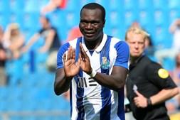 Aboubakar regressou a o FC Porto, mas não é certo que fique
