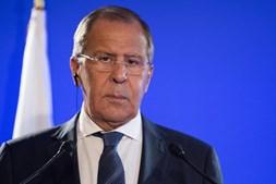 Sergei Lavrov, Ministro dos Negócios Estrangeiros da Rússia