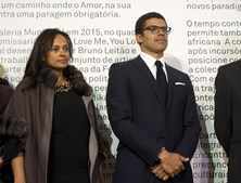 Isabel dos Santos e Sindika Dokolo