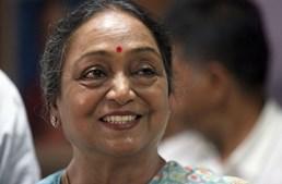 Candidata Meira Kumar