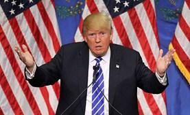 Donald Trump, o presidente dos EUA