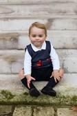 Príncipe George completa quatro anos