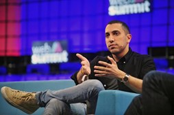 O CEO do Tinder, Sean Rad, regressa para a segunda edição da Web Summit em Lisboa