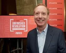 Também o presidente da Microsoft, Brad Smith, está entre os convidados da Web Summit