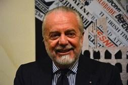 Aurelio de Laurentiis é produtor e distribuidor de filmes e também dirige os destinos do Nápoles