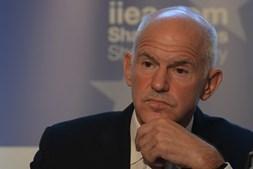 Mais um 'repetente' na Web Summit: George Papandreou, antigo primeiro-ministro da Grécia