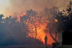Incêndio em Setúbal