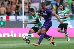 Sporting venceu a Fiorentina por 1-0