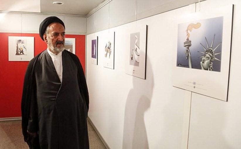 Iranianos organizaram um concurso de banda desenhada de 'Trumpismo'