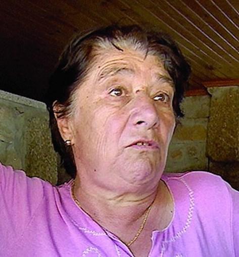 Glória Gião foi em socorro da vizinha