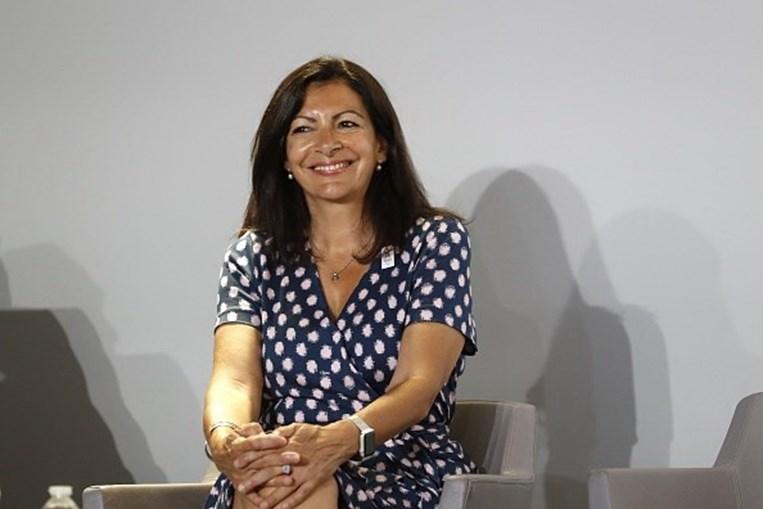 Presidente da Câmara Municipal de Paris, Anne Hidalgo