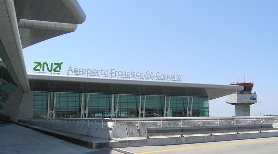 Aeroporto Sá Carneiro, no Porto