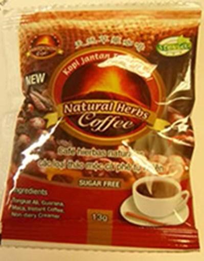 New of Kopi Jantan Tradisional, da Bestherbs Coffee, foi retirado do mercado