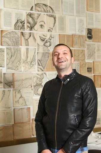 O chef Ljubomir Stanisic