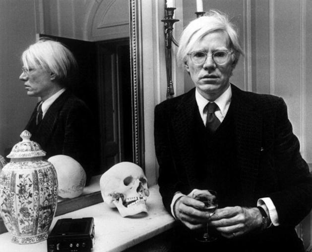 A obra encontrada de Andy Warhol pode valer milhões de euros