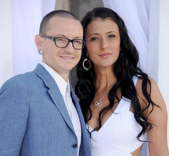 Talinda estava casada com Chester Bennington há 11 anos