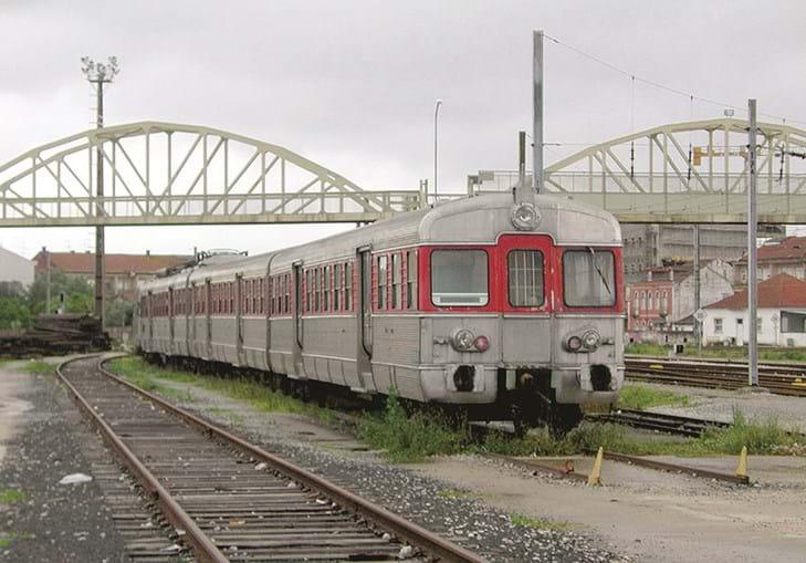 Unidade Tripla Elétrica foi fabricada em Portugal em 1956