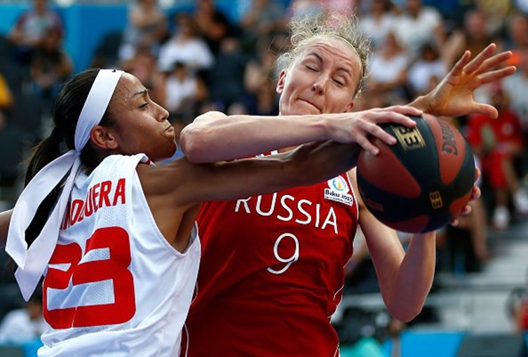 Mundial feminino sub-19, Rússia-Espanha