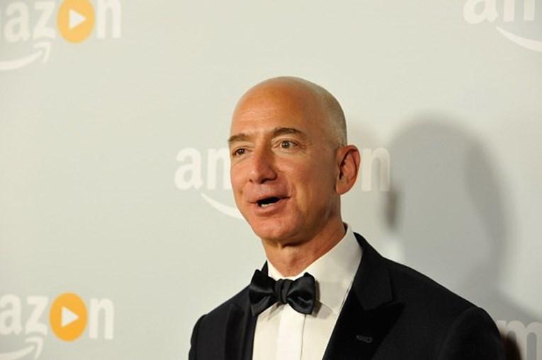 Jeff Bezos, de 53 anos, é o novo homem mais rico do mundo