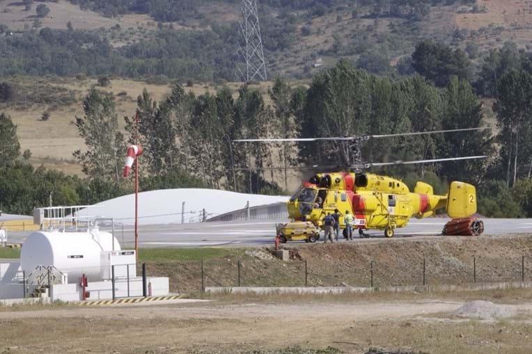 Helicóptero Kamov