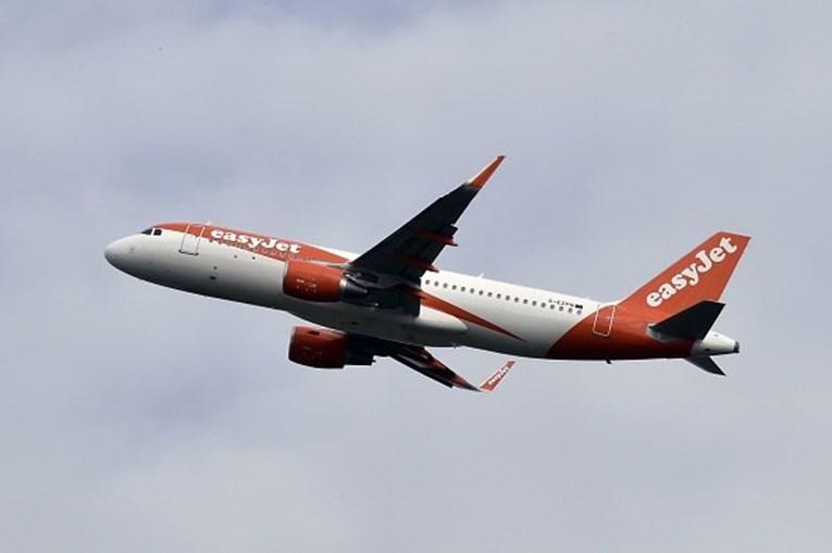 Avião da EasyJet