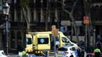 Polícia na pista de célula composta por 12 pessoas após atentado na Catalunha