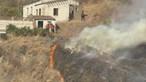 Extinto incêndio em Gavião