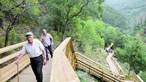 SOS Rio Paiva pede que se limite o número de visitantes à ponte e Passadiços do Paiva