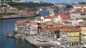 Rio Douro em risco de galgar margens este domingo