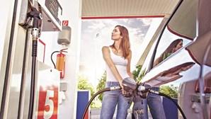 Férias com gasóleo mais caro 7 cêntimos