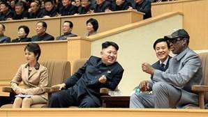 Americanos proibidos de viajar para a Coreia do Norte
