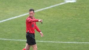 Artur Soares Dias nomeado para arbitrar Euro'2020