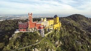 Palácios de Sintra com mais sugestões para novas experiências