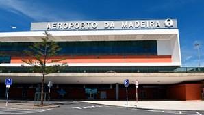 Sete aviões divergidos devido ao vento forte no Aeroporto da Madeira