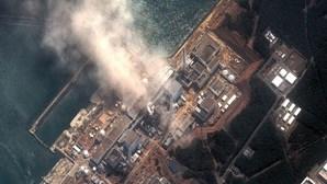 Japão despeja água processada da central eléctrica de Fukushima no Oceano Pacífico