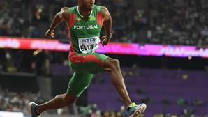 Nelson Évora lidera comitiva de sete atletas para Mundiais de pista coberta