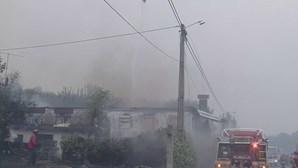 Incêndio em Vila de Rei preocupa população