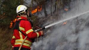 Reativações dificultam extinção do incêndio em Ponte da Barca