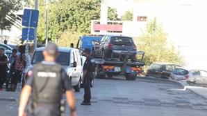 Ladrões suspeitos de mais assaltos
