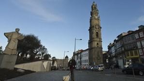 Torre e Museu dos Clérigos no Porto voltam a abrir portas em maio