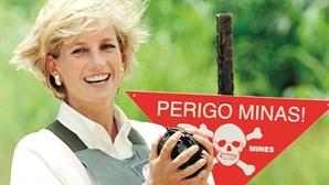 Segredos e traições de Diana revelados 20 anos depois da sua morte