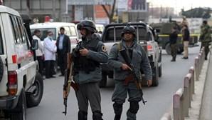 Cinco mortos em atentado perto da embaixada dos EUA em Cabul