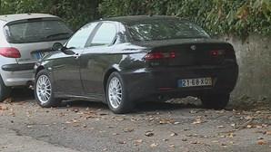 Carro de fotógrafo desaparecido encontrado em Sintra