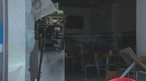 Grupo explode multibanco em tentativa de assalto em Miramar