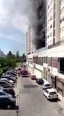 Chamas consumiram edifício em Sacavém