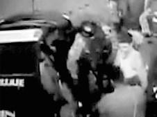 A detenção de Leopoldo López